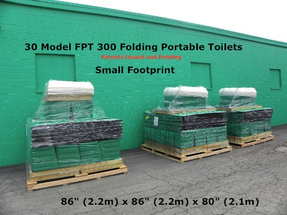 Small Footprint Storage