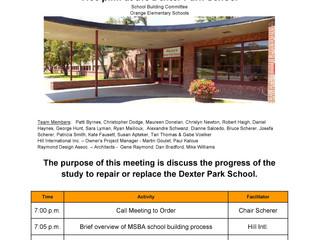 Dexter Park Public Forum