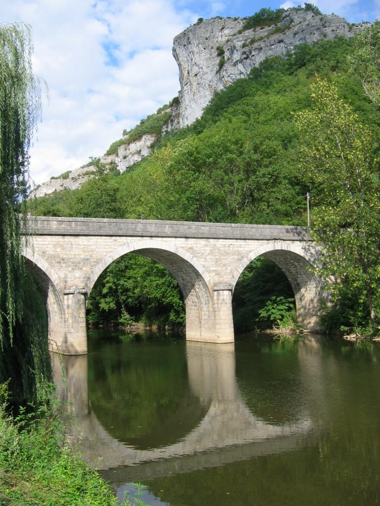 Le pont de Brengues