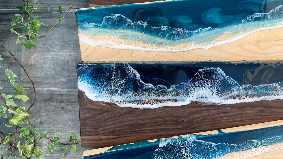 Classic Wave Board - MADE TO ORDER