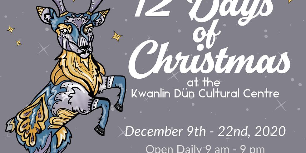 12  Days of Christmas Market