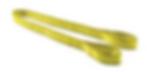 flat eye web sling
