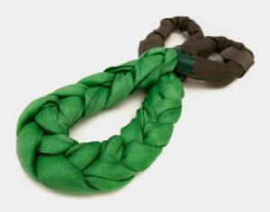braided round sling