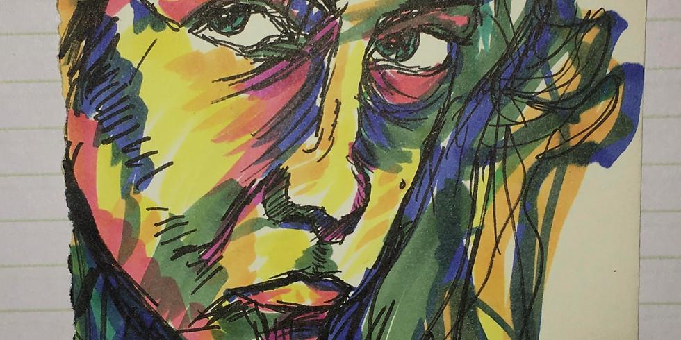 Identity and Self Portrait - with Annabelle Schneider-Farris