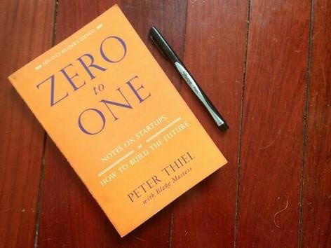สรุปหนังสือ Zero to One