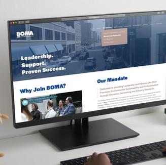 BOMA Web User Interface