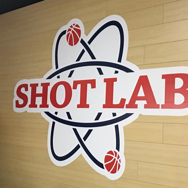 Shot Lab Visual Identity