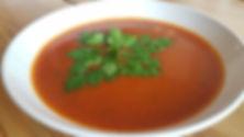 מרק עגבניות מושלם!
