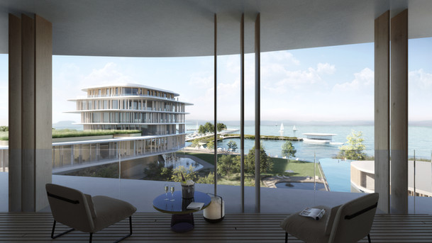 035_Lakeside Hotel_Hungary_Balcony_View_