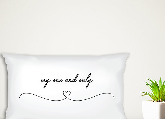 My one and only cushion