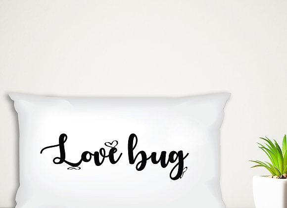 Lovebug cushion