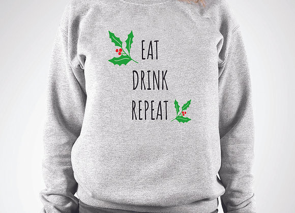 Eat, drink, repeat