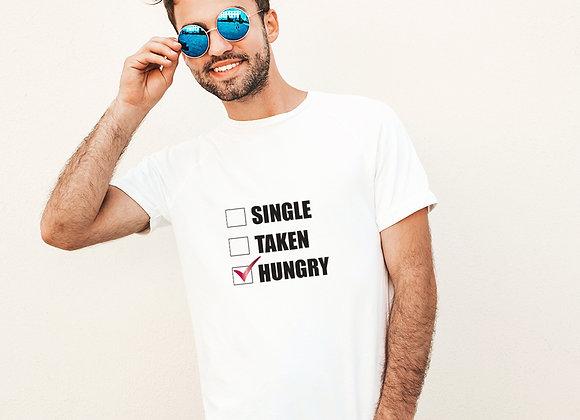 Single, taken, hungry