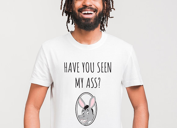 Have you seen my ass?