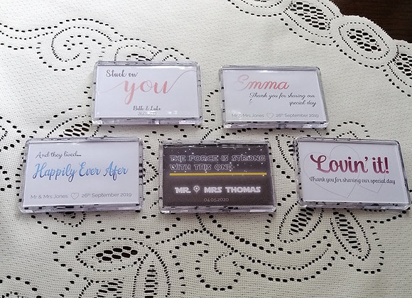 Personalised Magnets