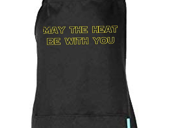 May the heat be with you apron