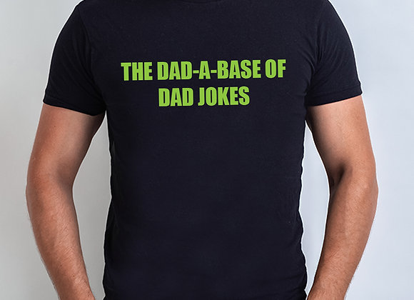 The dad-a-base of dad jokes