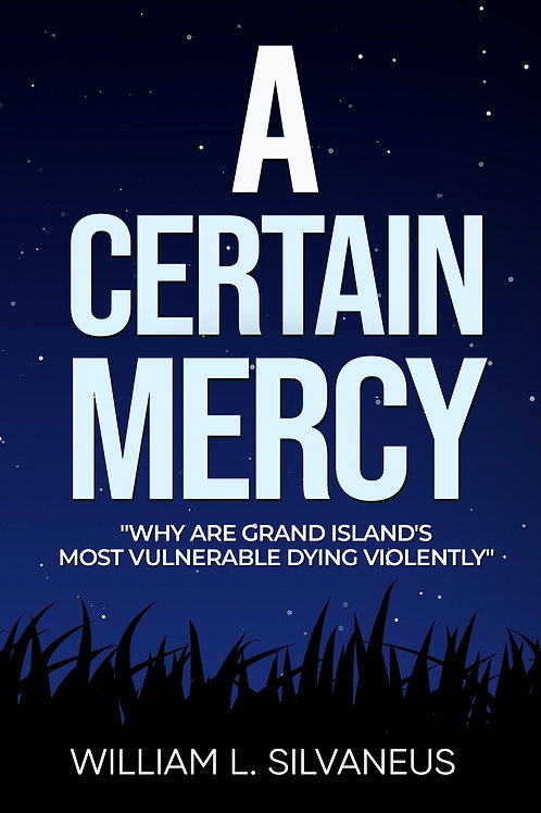 An Author-Signed Copy of A Certain Mercy