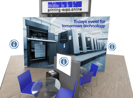 Chat on a virtual Exhibition Stand?