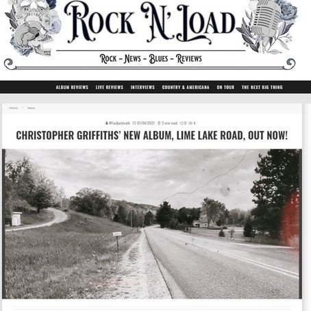 Rock 'N' Load Magazine Feature