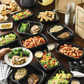 Carrabba's Offers Individually Packaged Catering Options for Labor Day