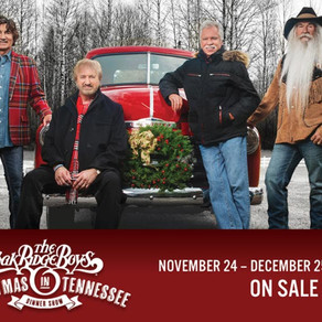 On Their 10th Anniversary as Grand Ole Opry Members, The Oak Ridge Boys Announce Christmas In TN