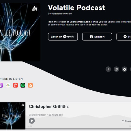 Volatile (Weekly) Podcast Feature