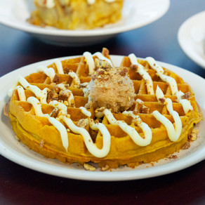Celebrating National Pumpkin Month w/ New Dishes + More at Metro Diner