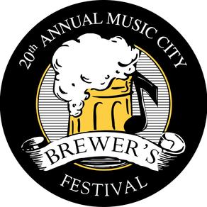 2021 Music City Brewer's Fest