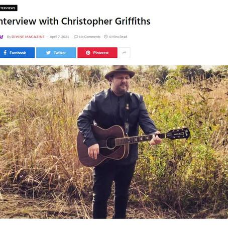 Divine Magazine Interview