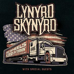 Lynyrd Skynyrd Hits The Road