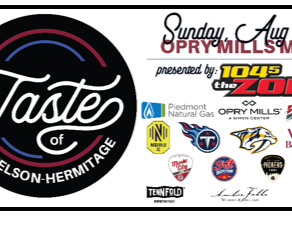 DONELSON-HERMITAGE CHAMBER PRESENTS TASTE OF DONELSON 2021