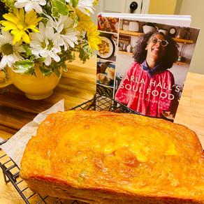 National Zucchini Day - Zucchini Cheddar Bread Recipe From Carla Hall's Soul Food