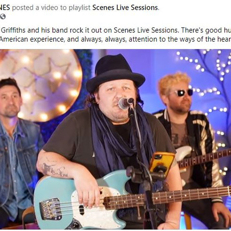 Scenes Live Sessions Feature