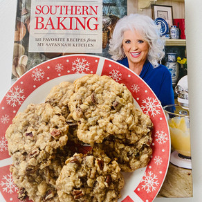 PAULA DEEN'S FAMILY KITCHEN OPENED TODAY IN NASHVILLE. WE CELEBRATED BY MAKING HER RECIPES!