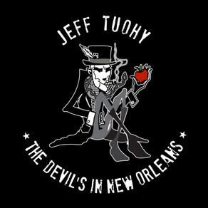 """Jeff Tuohy Raises Hell with New Orleans Flair in New Single """"The Devil's in New Orleans"""""""
