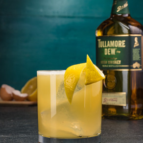 Let's Celebrate National Whiskey Sour Day!