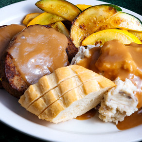 Slice Off a Piece for National Meatloaf Day with Metro Diner