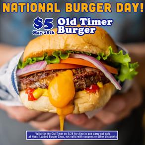 Where to Celebrate National Hamburger Day in Nashville