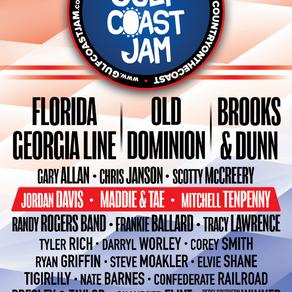 Pepsi Gulf Coast Jam 2022 Announces 10th Anniversary Lineup
