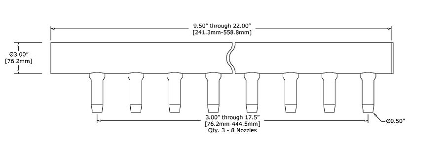 JetBlast Air Knfe JBS-2 Sizing