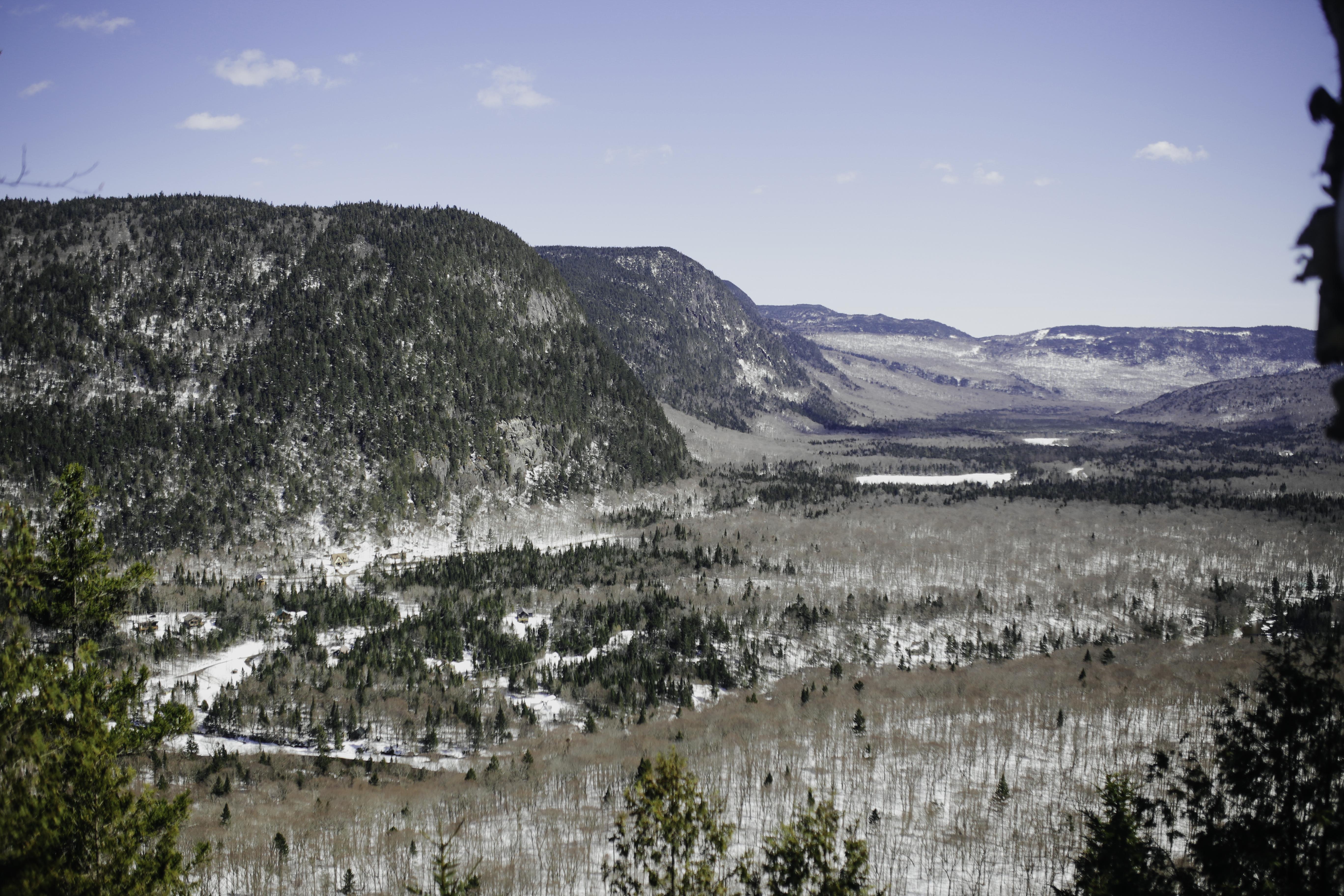 Vallée du Bras-du-Nord, St-Raymond