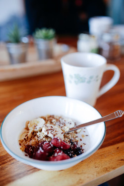 bol santé du matin