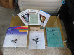 Method Books and Classical Music