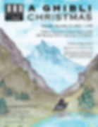 A Ghibli Christmas Flyer (small file siz