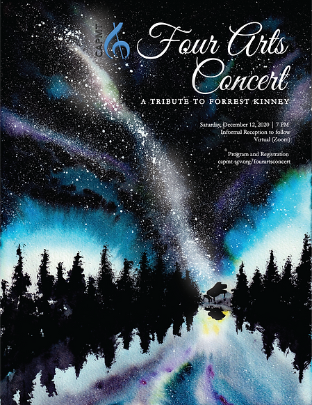 Four Arts Concert - A Tribute to Forrest