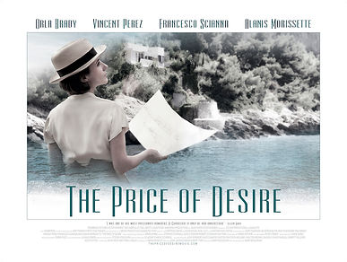 The Price of Desire Eileen Gray movie poster