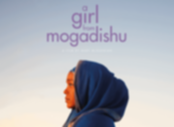 A GIRL FROM MOGADISHU_1sht_artwork_Print