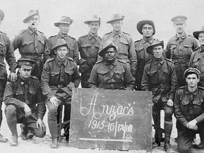 The ANZAC Spirit: Yesterday, Today, Tomorrow.
