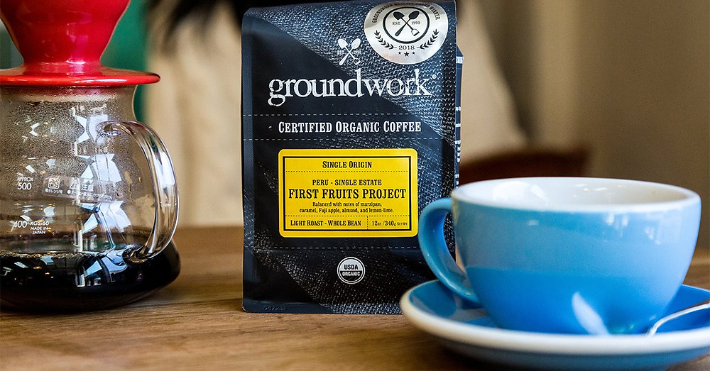 Groundwork Coffee Co supported the Portland film, Side Order during film production